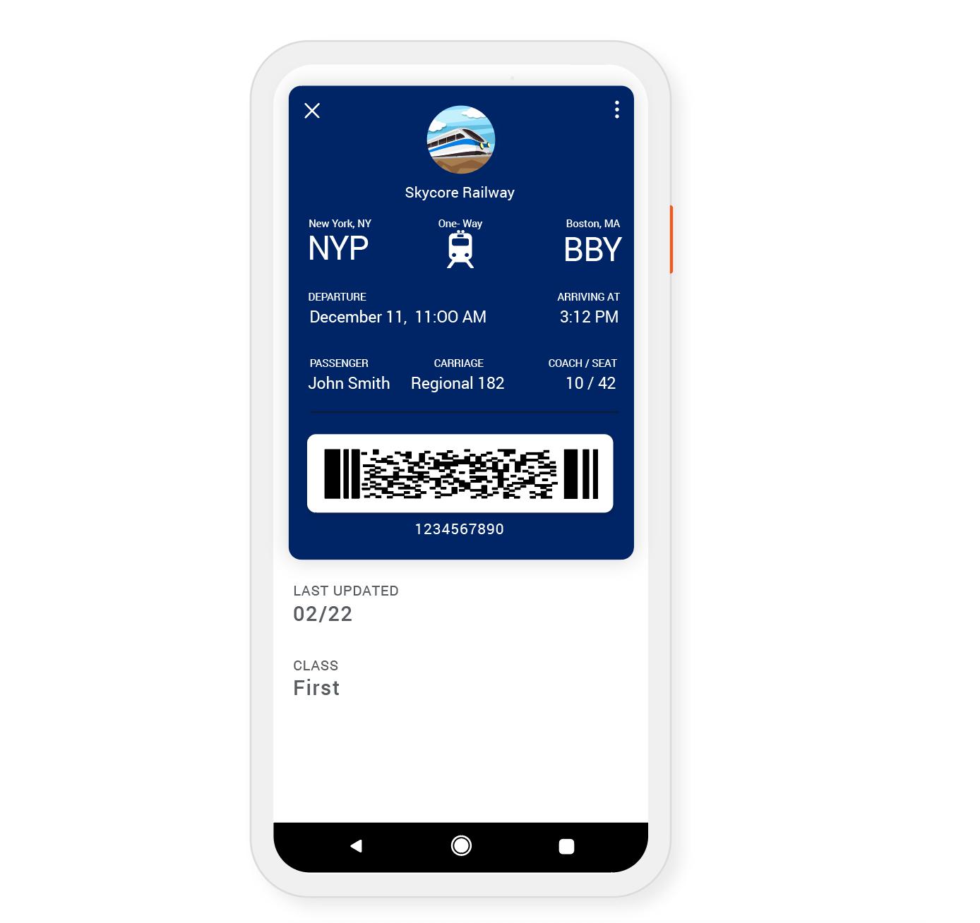 Google Pay Transit Pass