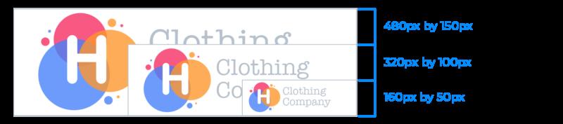 logo dimensions
