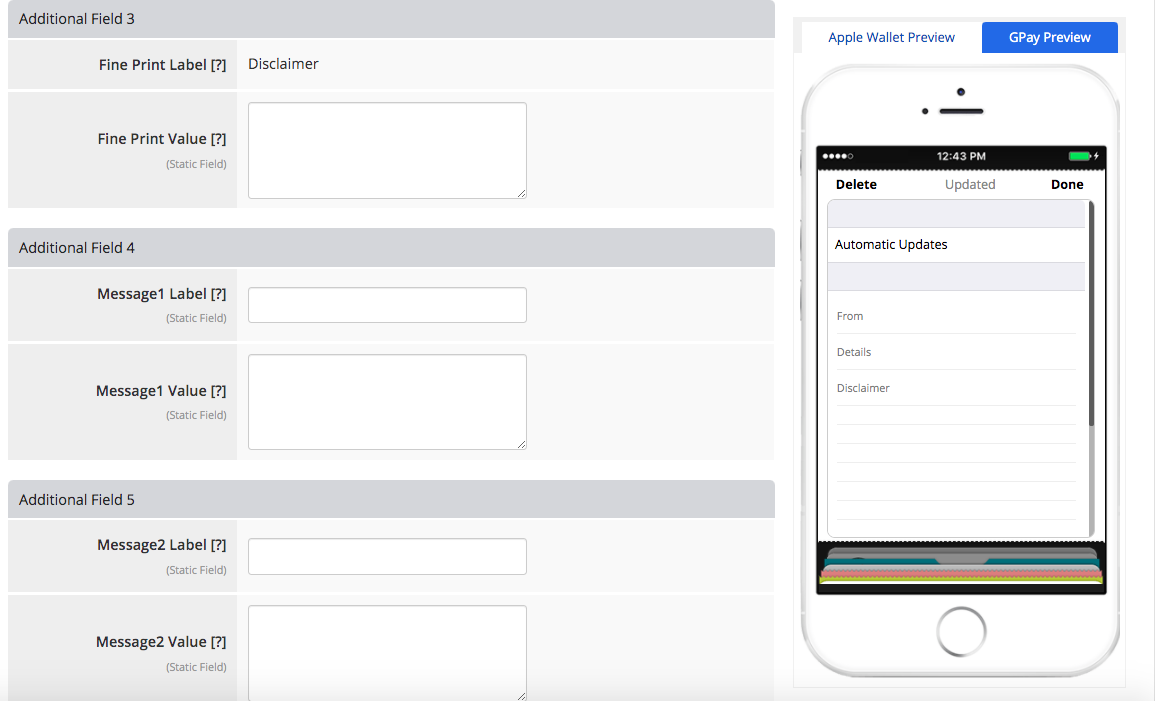 Coupon layout 2 additional fields 2